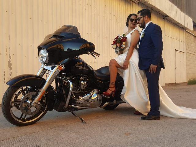La boda de Joyce y Alexis