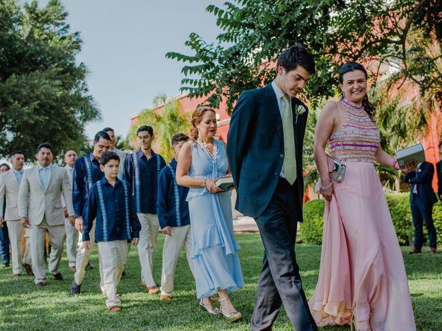La boda de José Luis y Paulina en Jojutla, Morelos 3