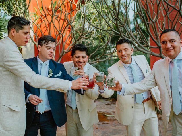 La boda de José Luis y Paulina en Jojutla, Morelos 7