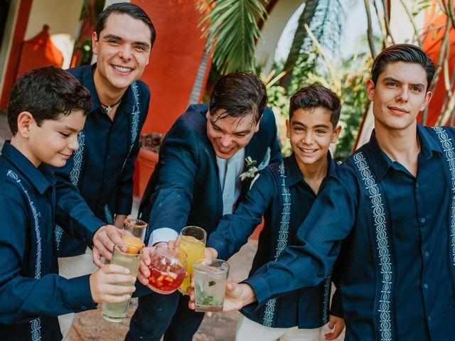 La boda de José Luis y Paulina en Jojutla, Morelos 9