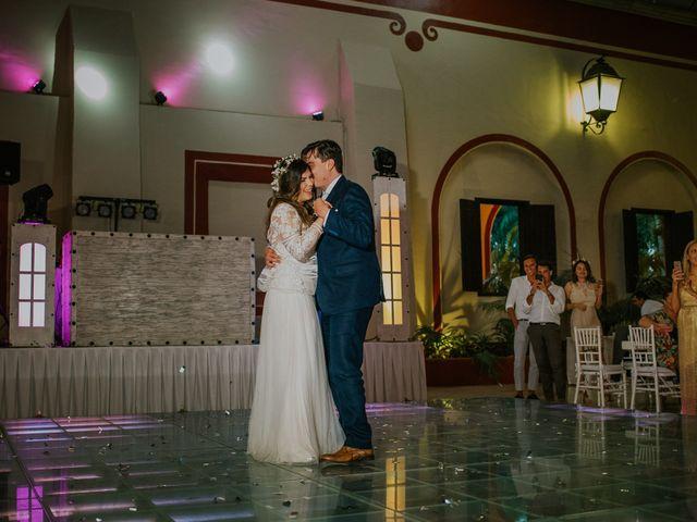 La boda de Paulina y José Luis