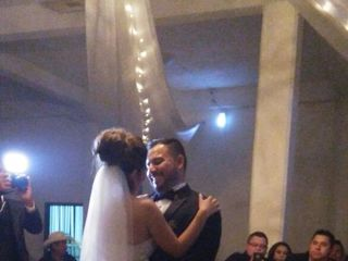 La boda de Lorenia  y Manuel  3