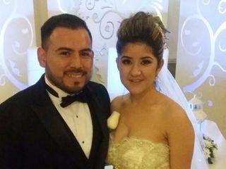La boda de Lorenia  y Manuel