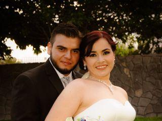 La boda de Brenda y Orlando