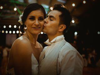 La boda de Fernando y Eréndira