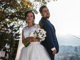 La boda de Guadalupe y Gerardo