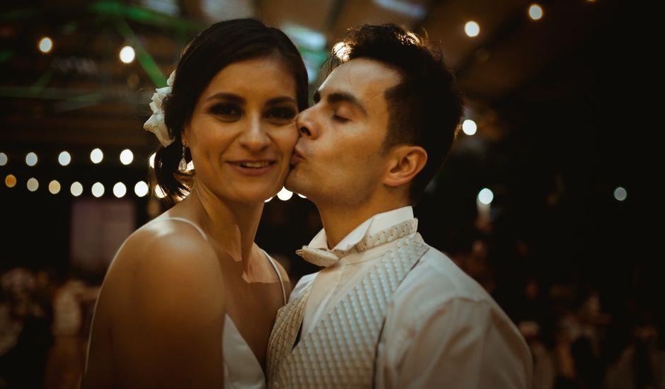 La boda de Eréndira y Fernando en San Gabriel, Jalisco