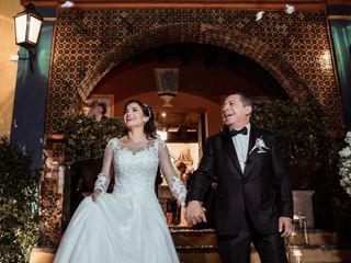 La boda de Crystal y Marco 1