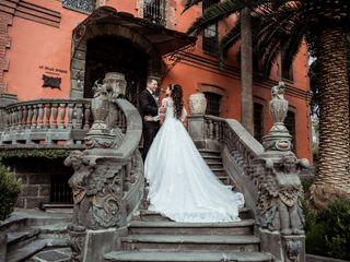 La boda de Crystal y Marco