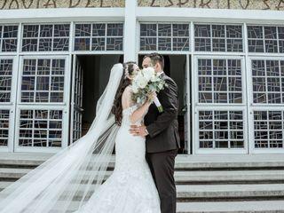 La boda de Brianna y Leo