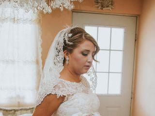 La boda de Berenice y Osiel 1
