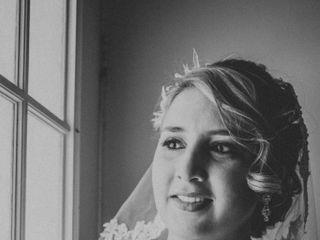 La boda de Berenice y Osiel 2