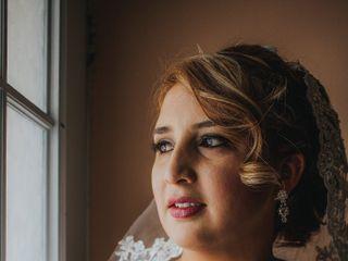 La boda de Berenice y Osiel 3