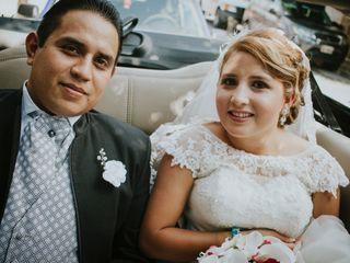 La boda de Berenice y Osiel
