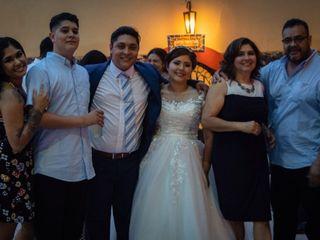 La boda de Gaby  y Alexis 1