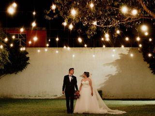 La boda de Nelly y Miguel