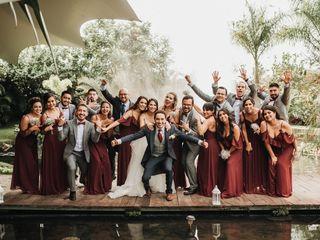 La boda de Liz y Abraham 1