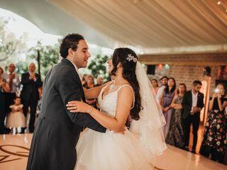 La boda de Liz y Abraham 2