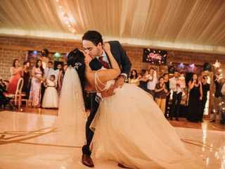 La boda de Liz y Abraham 3