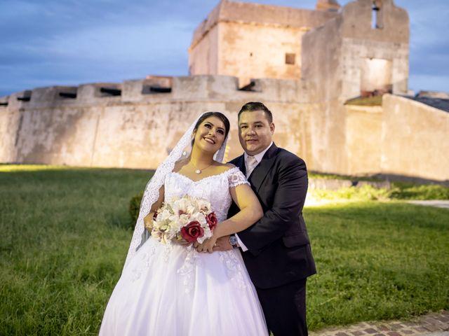 La boda de Blanca y Brayam