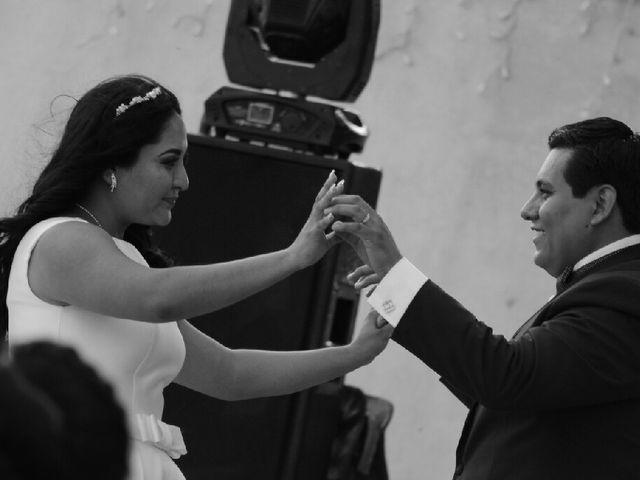 La boda de Ruby y Daniel