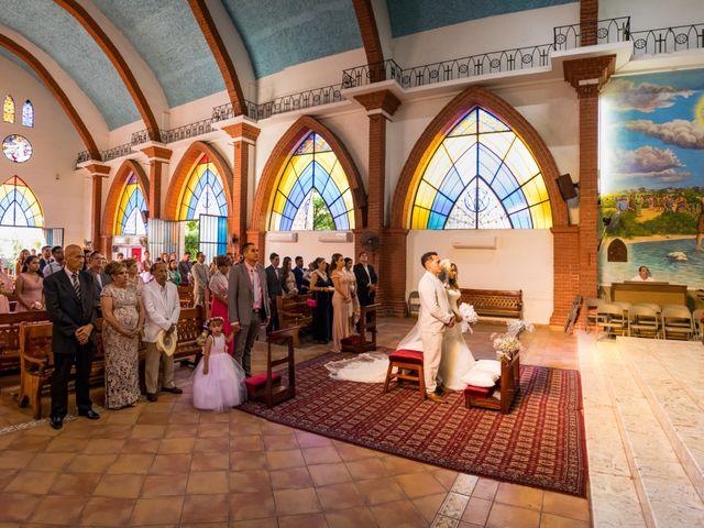La boda de Christian y Maggie en Puerto Vallarta, Jalisco 4