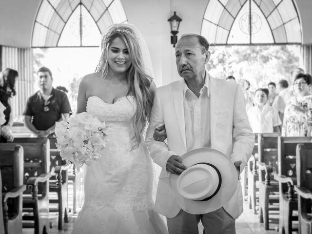 La boda de Christian y Maggie en Puerto Vallarta, Jalisco 11