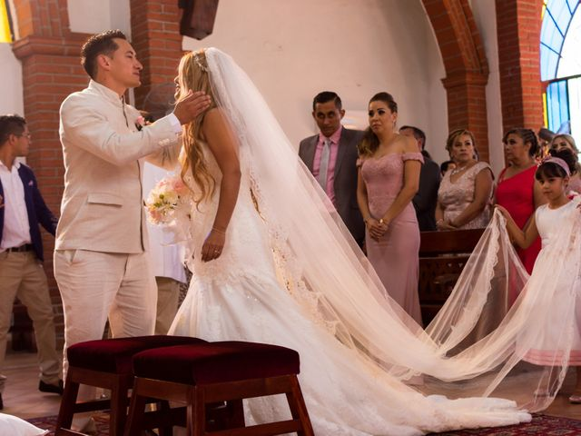 La boda de Christian y Maggie en Puerto Vallarta, Jalisco 12