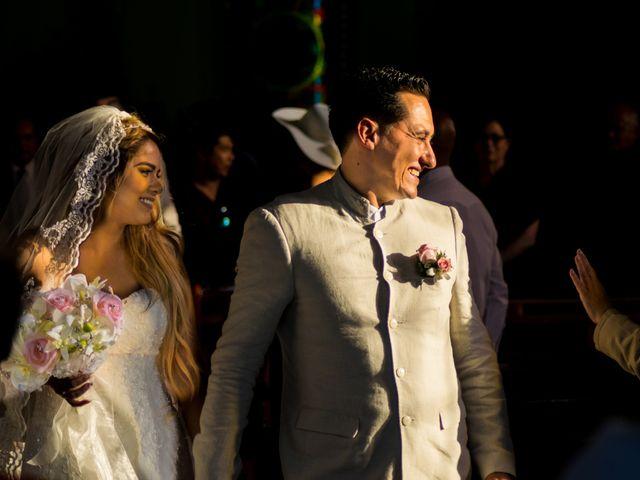 La boda de Christian y Maggie en Puerto Vallarta, Jalisco 15