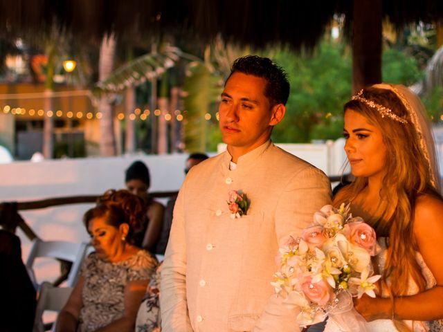La boda de Christian y Maggie en Puerto Vallarta, Jalisco 16
