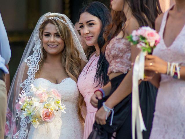 La boda de Christian y Maggie en Puerto Vallarta, Jalisco 17