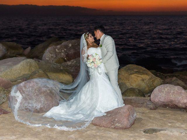 La boda de Christian y Maggie en Puerto Vallarta, Jalisco 19