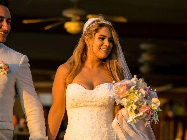 La boda de Christian y Maggie en Puerto Vallarta, Jalisco 21