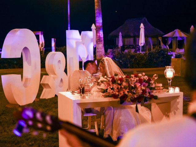 La boda de Christian y Maggie en Puerto Vallarta, Jalisco 22