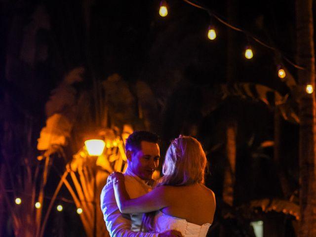 La boda de Christian y Maggie en Puerto Vallarta, Jalisco 25