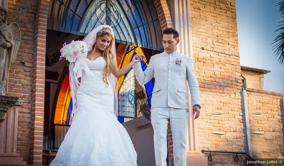 La boda de Christian y Maggie en Puerto Vallarta, Jalisco