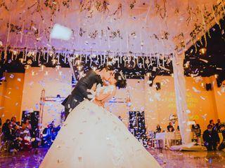 La boda de Amayrany  y Francisco  1