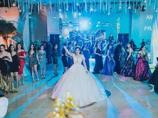 La boda de Amayrany  y Francisco  2