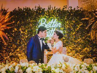La boda de Amayrany  y Francisco