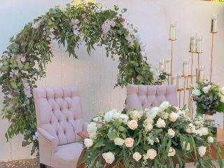 La boda de Andrea y Moisés  2