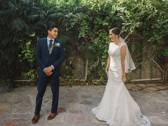 La boda de Andrea y Moisés