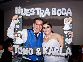 La boda de Karla y Antonio