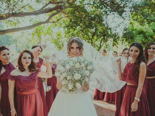 La boda de Marlett y Enrique 1