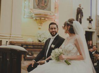 La boda de Marlett y Enrique