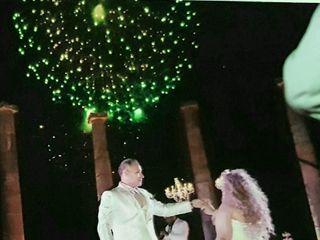 La boda de Alma  y Mario  1