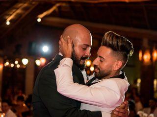 La boda de Eric y Xavier 1