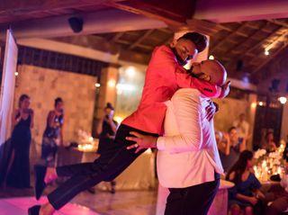 La boda de Eric y Xavier 2