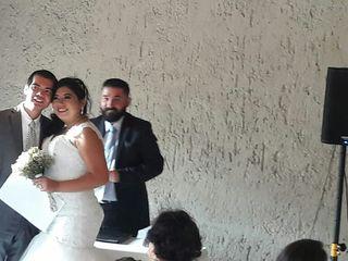 La boda de Ruth y Saúl 2