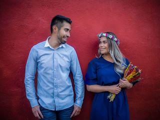 La boda de Saul  y Brenda  3