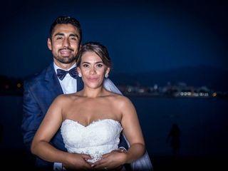 La boda de Saul  y Brenda